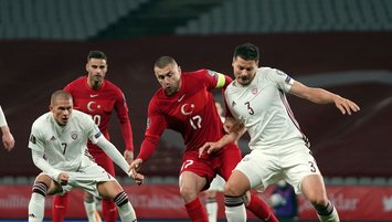 Turkey held to draw against Latvia in World Cup qualifier