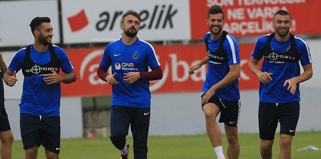 Fenerbahçe maçında sahada olacaklar