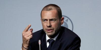 """UEFA Başkanı Ceferin'den flaş EURO 2020 yorumu! """"Bahse girerim..."""""""