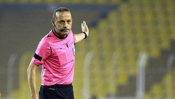 Cüneyt Çakır'a EURO 2020'de dev görev