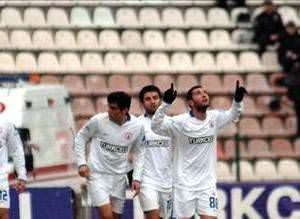 Sivasspor - Büyükşehir (TSL 24. hafta maçı)