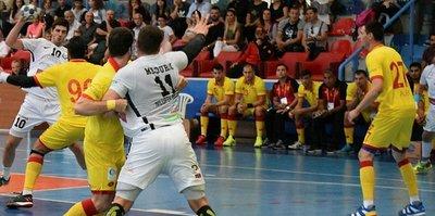 Hentbolda Türkiye Kupası heyecanı