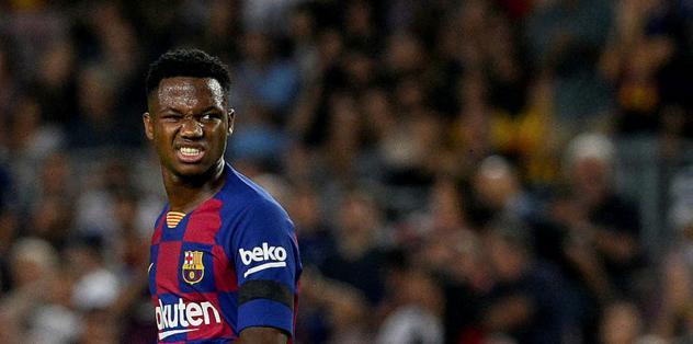 Barcelona'dan Ansu Fati'ye yeni sözleşme! Serbest kalma...