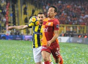 Galatasaraylılara Nagatomo müjdesi