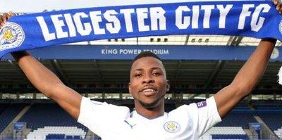 Iheanacho Leicester City'de