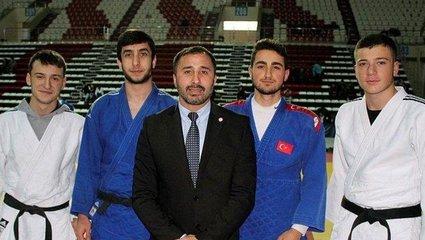 """Judo Federasyonundan """"Evde Kal Türkiye"""" paylaşımı"""