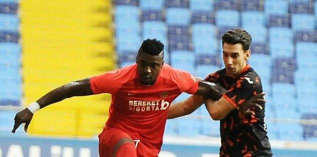 Adanaspor - Ümraniyespor: 0-0 MAÇ SONUCU - ÖZET - Son dakika TFF 1.Lig haberleri - Fotomaç