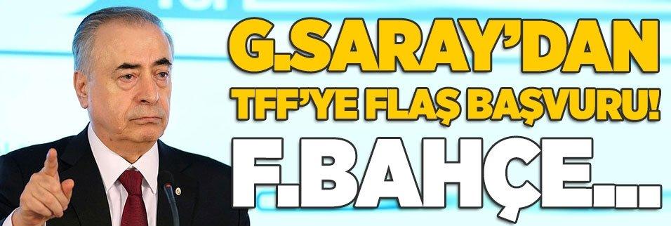 galatasaraydan tffye flas basvuru fenerbahce 1598777903818 - Galatasaray'ın transfer hedefi M'Vila elden kaçıyor! Yeni takımı...
