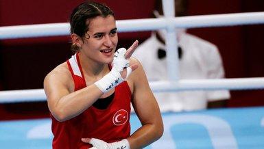 2020 Tokyo Olimpiyat Oyunları'nda milli boksör Esra Yıldız çeyrek finalde elendi
