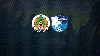 Alanyaspor-BB Erzurumspor maçı ne zaman, saat kaçta ve hangi kanalda CANLI yayınlanacak? İşte detaylar...
