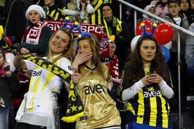 Fenerbahçe - Sivasspor (Spor Toto Süper Lig 27. hafta maçı)