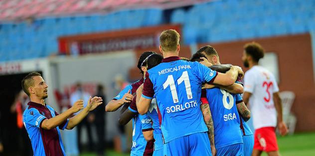 Gözler sahada kulaklar Konya'da! İşte Trabzonspor'un Denizlispor maçı 11'i - Süper Lig -