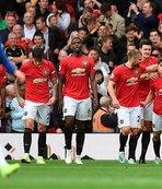 """Manchester United'dan lige """"farklı"""" başlangıç"""