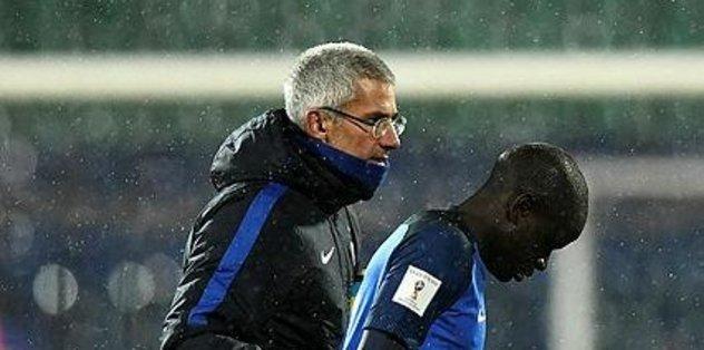 Chelsea'nin N'Golo Kante korkusu