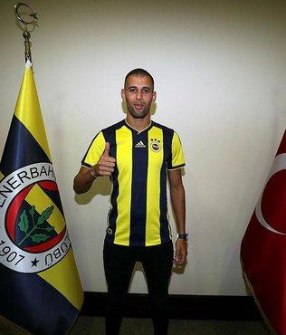 Fenerbahçe yen transfer Islam Slimani için imza töreni yapacak!