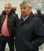 Lucescu, Kayserispor soyunma odasına indi!