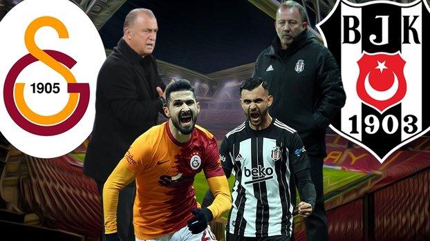Galatasaray - Beşiktaş derbisi öncesi flaş değişiklik! İlk 11'de... #