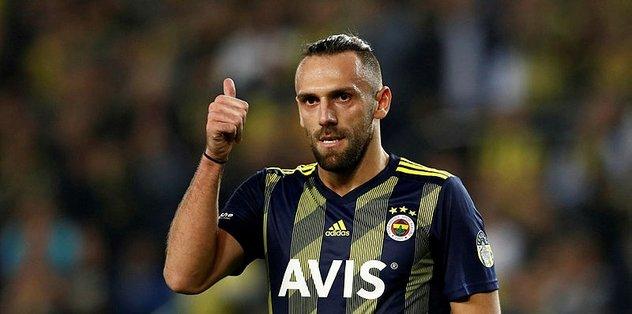 Vedat Muriç'e teklif yapan tek kulübü açıkladı