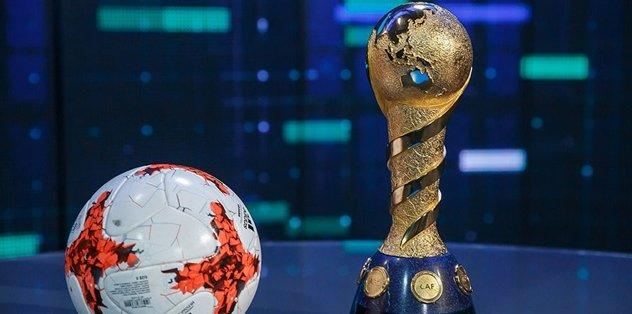 Konfederasyon Kupası heyecanı başlıyor