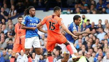 Everton Norwich City 2-0 (MAÇ SONUCU - ÖZET) Ozan Kabak'lı Norwich deplasmanda kayıp