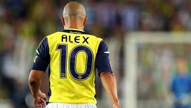 Fenerbahçe efsanesi Alex De Souza antrenör oldu! Alex De Souza kimdir? Kaç yaşında? Hayatı ve kariyeri...