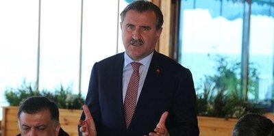 Spor Bakanı Bak'tan Fatih Terim yorumu