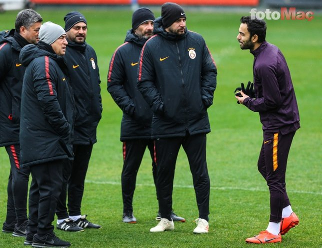 Galatasaray'dan flaş Selçuk İnan kararı!
