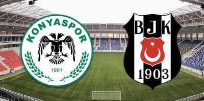 Konyaspor-Beşiktaş maçı öncesi sakatlık şoku! 3 hafta yok...