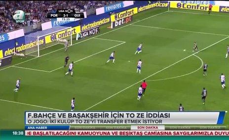Fenerbahçe ve Başakşehir için To Ze iddiası