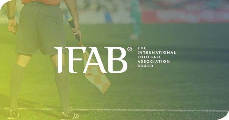 Futbolda sekiz kural değişti!