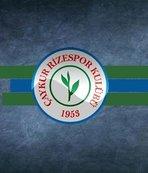 Çaykur Rizespor'da transfer görüşmeleri başladı