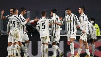 Juventus uzatmalarda turladı!