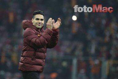 Son dakika GS transfer haberi: Galatasaraylı Falcao için transfer ateşini yaktılar!