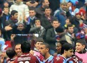 Trabzonspor - Manisaspor (TSL 20. hafta maçı)