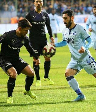 MAÇ SONUCU | Altay 1 - 0 Adana Demirspor