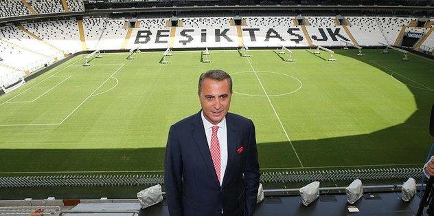 Beşiktaş'ı dünya tanıyacak