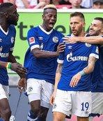 Schalke 04'ün çıkışı sürüyor