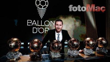 Altın Top ballon d'Or adayları açıklandı! İşte 30 kişilik o liste