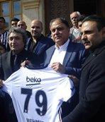Beşiktaş taraftarından Mehmetçik desteği
