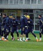 Fenerbahçe derbiye hazır!