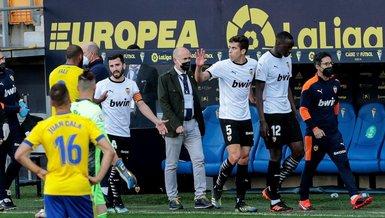 Cadiz-Valencia maçında Diakhaby ırkçı sözlere maruz kaldı! Valencia sahadan çekildi