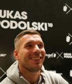 Lukas Podolski hayırlı olsun