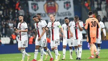 Beşiktaş'ta korkutan tablo! Üç futbolcu...