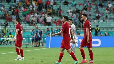 Türkiye - Galler: 0-2   MAÇ SONUCU - ÖZET