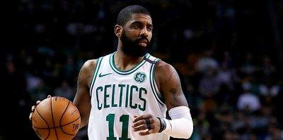 Celtics'in yıldızı Irving sezonu kapattı