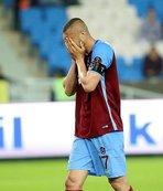 Burak Yılmaz Trabzonspor'a veda ediyor