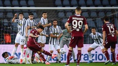 Torino-Juventus: 2-2 (MAÇ SONUCU-ÖZET)