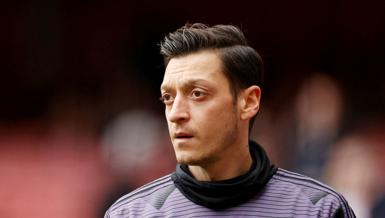 Dev bağışta bulunan Mesut Özil'e müjdeli haber geldi!