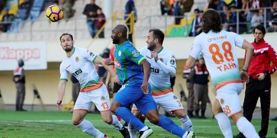 5 gollü maçta kazanan Çaykur Rizespor