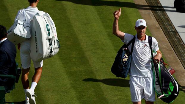 ABD'li tenisçi corona virüse yakalandı! #